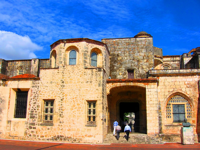Colonial history in the DR's Santo Domingo, the New World's oldest city