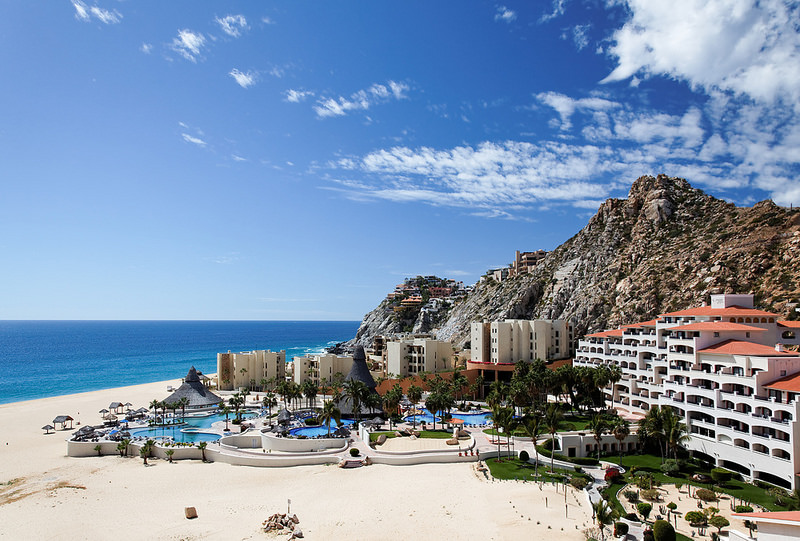 Beachfront in Los Cabos
