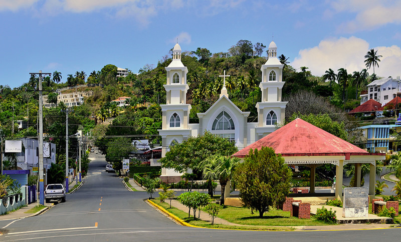 Church in Samana