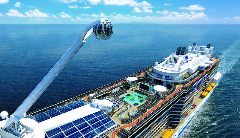 Royal Caribbean's North Star