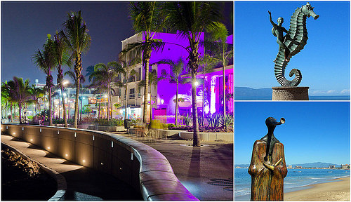 See the sights of Puerto Vallarta
