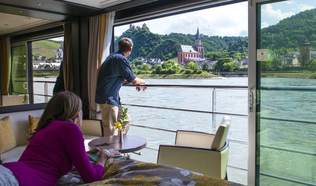 Avalon River Cruises sail you closer to Europe's remote and charming cities