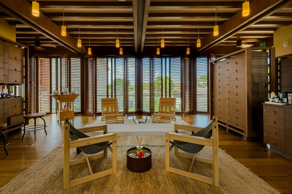 Andaz Mayakoba Naum Wellness and Spa Lobby