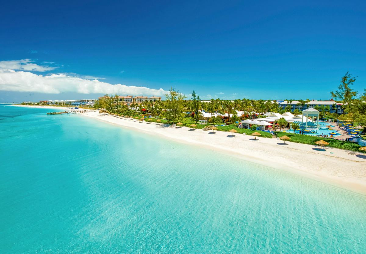 Making lifetime memories in places like Turks and Caicos is what makes Ivy believe that vacations count. (Photo Credit: Beaches Resorts)