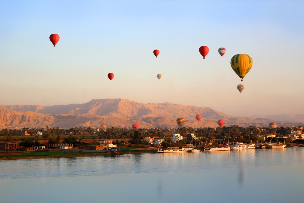Cassandra has adventured through Egypt and experienced a hot air balloon ride in Luxor. So for adventurous travelers, there's nothing she can't help them plan.