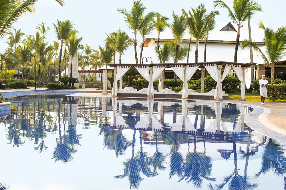 Pool at Excellence Punta Cana