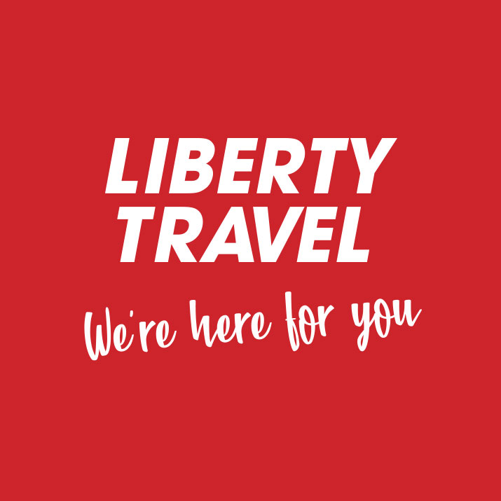 Liberty Travel is still here for you