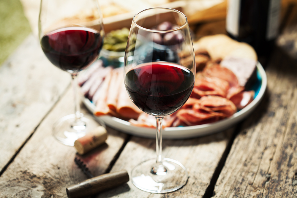 Red Wine and Cuisine