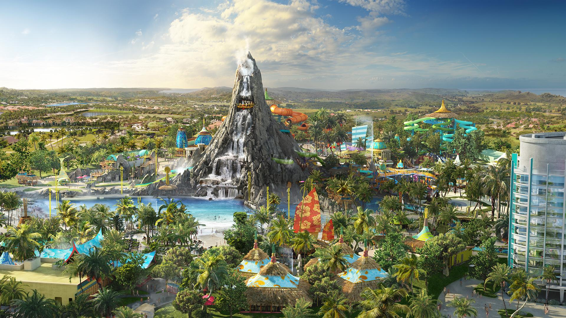 5 Thrills We Can't Wait to Try at Universal's New Volcano Bay™