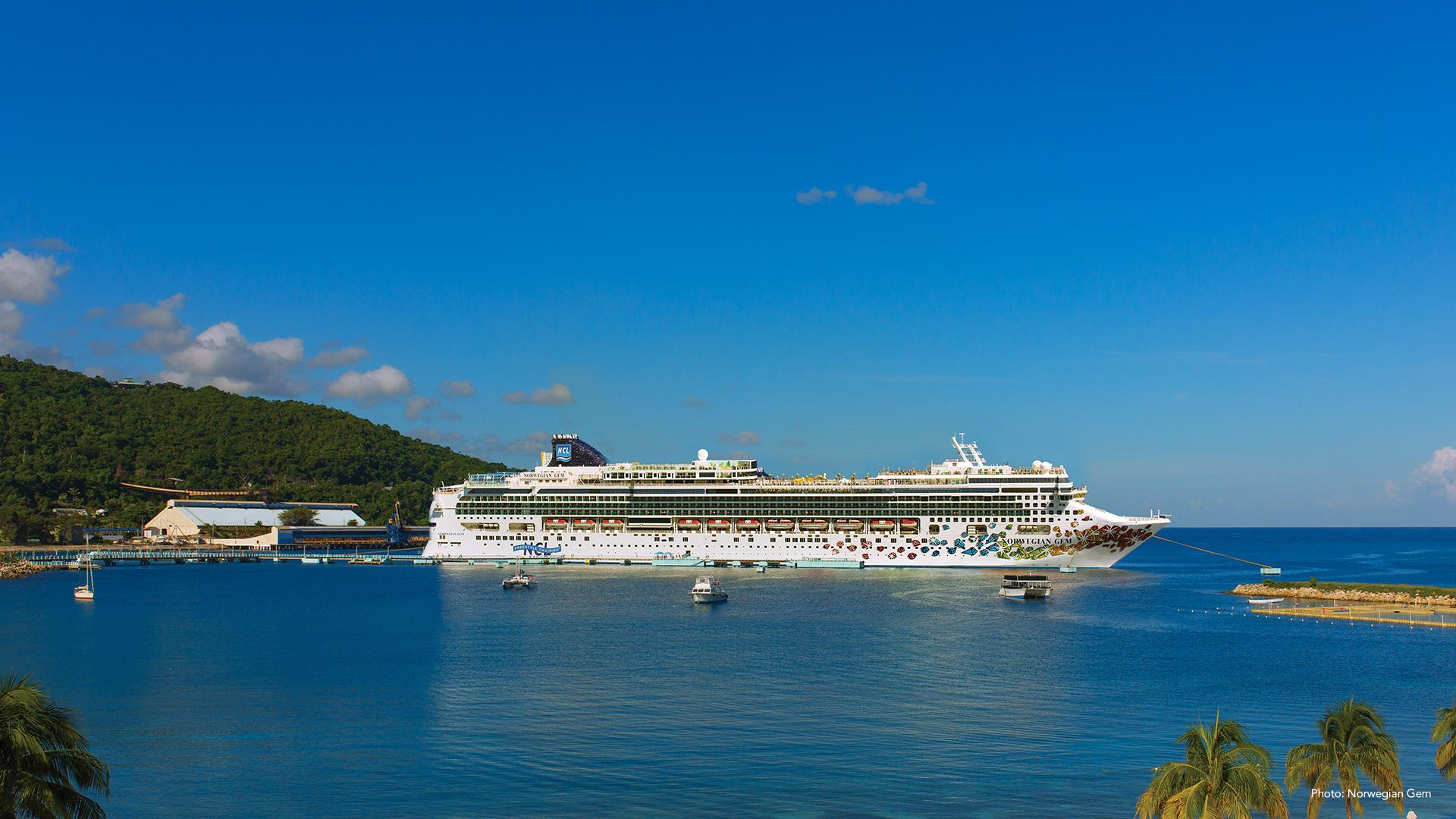 Norwegian Cruises to Bermuda