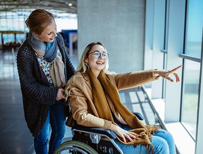 Wheelchair-Accessible Travel