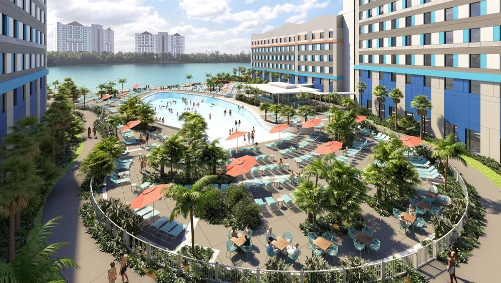 Universal's Endless Summer Resort - blog