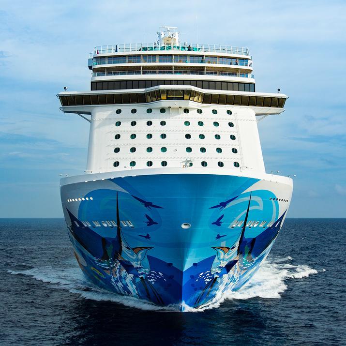 Norwegian Escape sea voyage