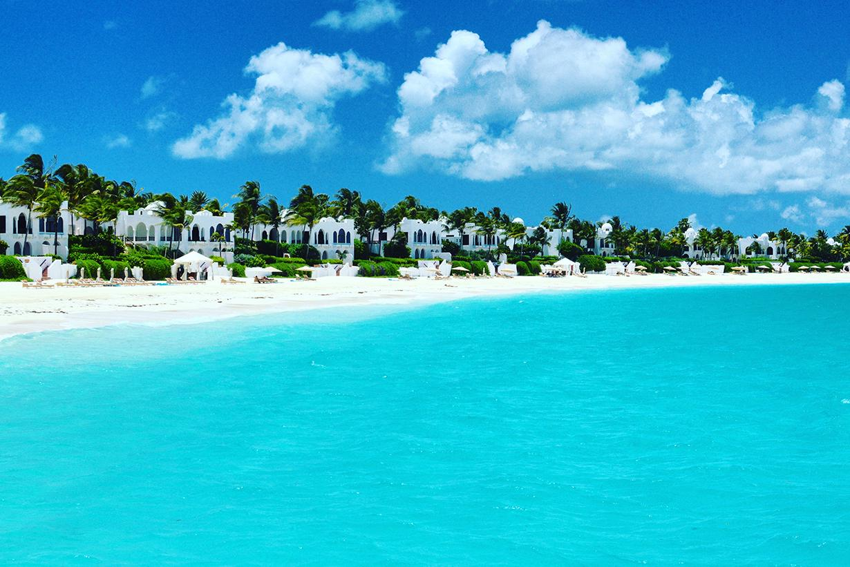 Experience crystal clear waters and resorts with Anguilla vacation packages