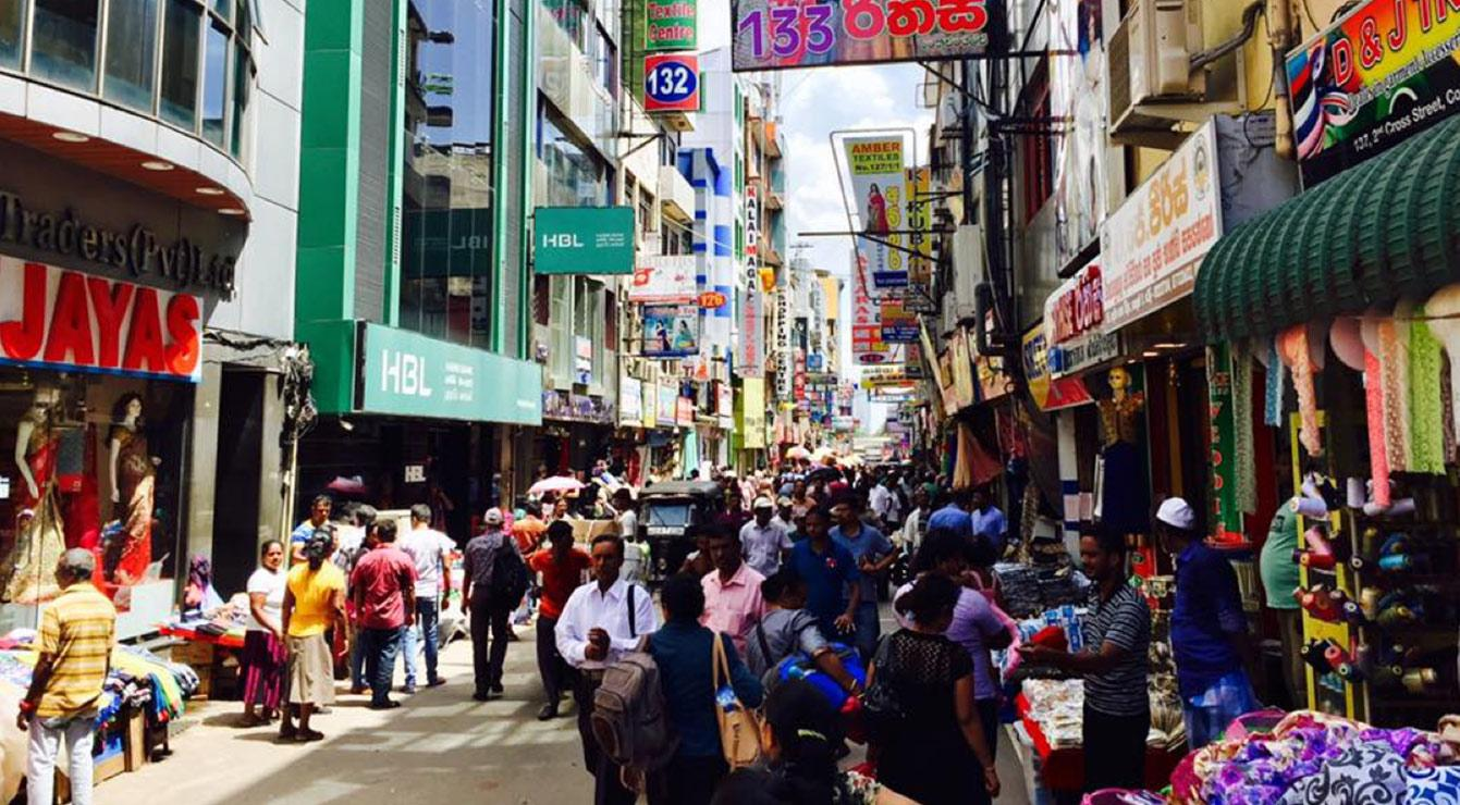Old Town Colombo: A Feast for the Senses