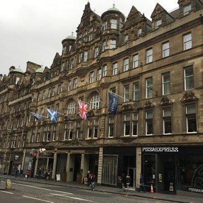 Consultant Review of Edinburgh