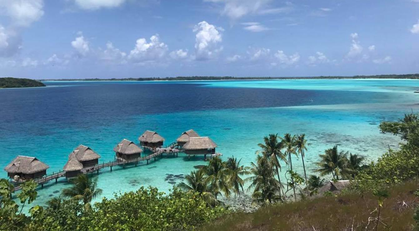 Tahiti and Beyond: Vacation in Paradise