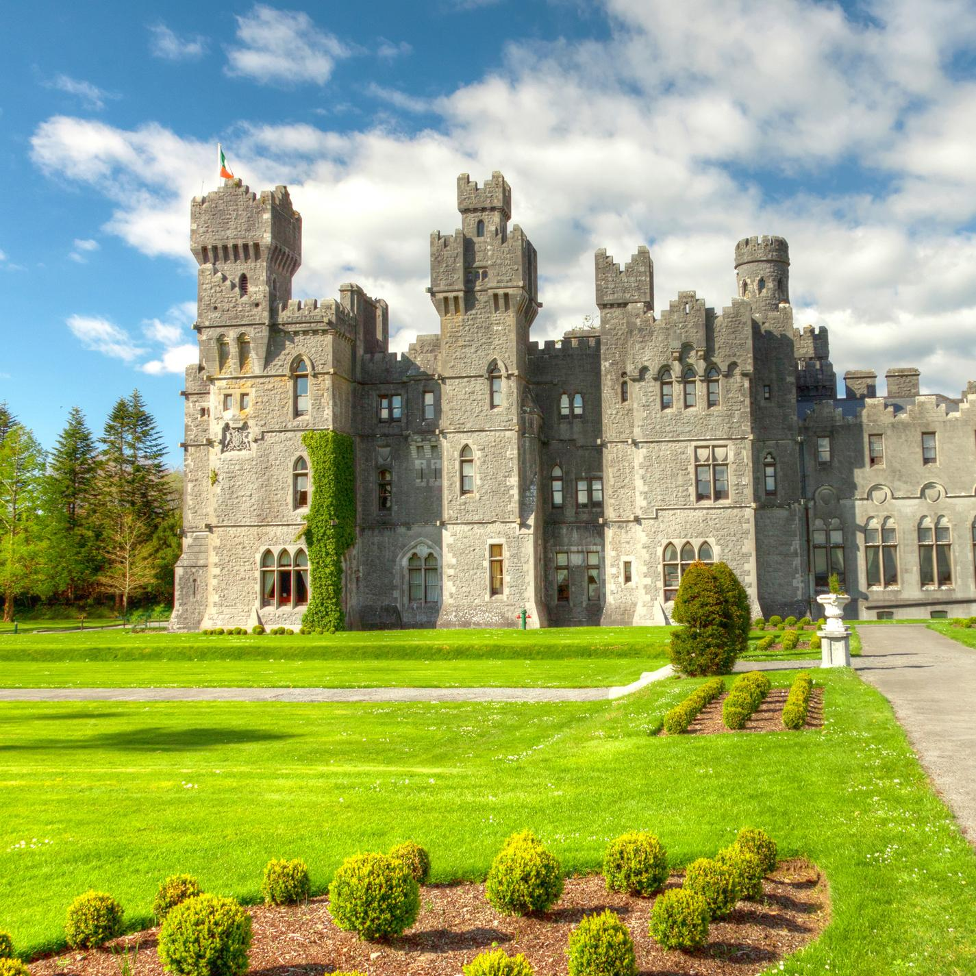 Experience castles and historic sites with CIE Tours