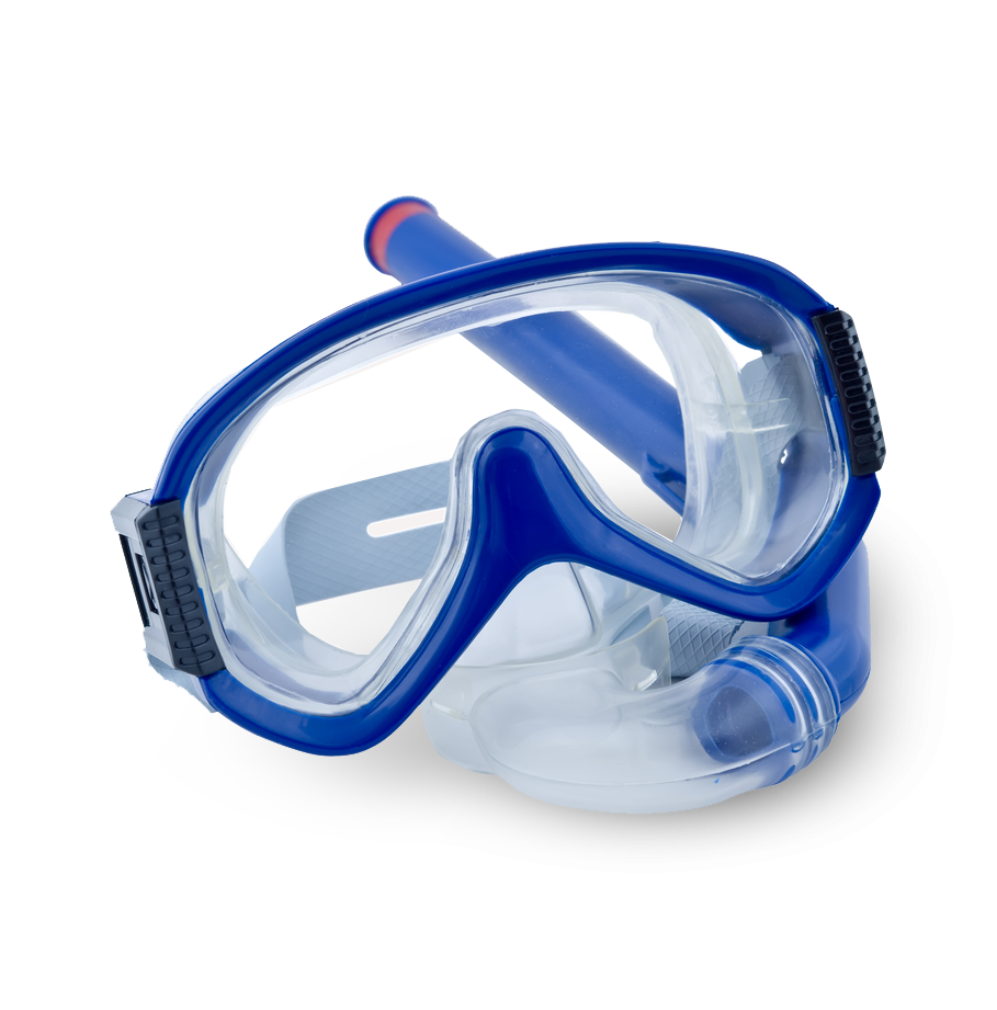 Snorkel and mask, essentials for Castries vacations