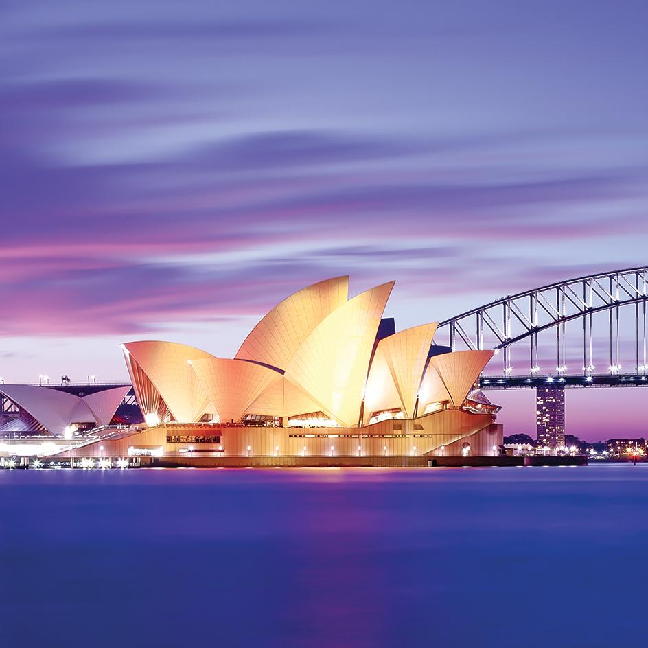 Visit the Sydney Opera House with Collette Vacations Tours