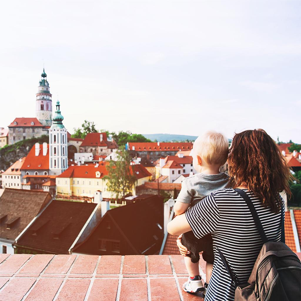 Experience Prague's old town with Czech Republic vacation packages