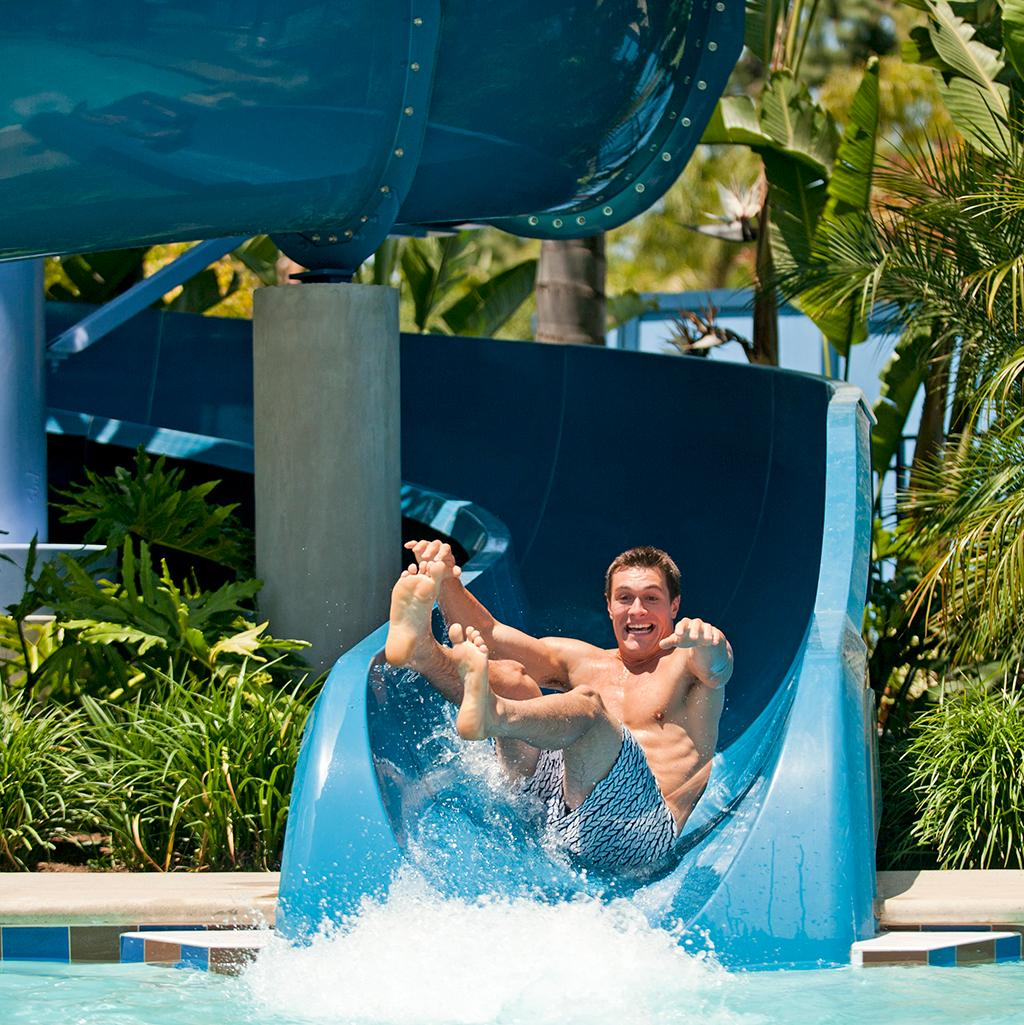Splash into the magic of Disneyland's resort waterparks