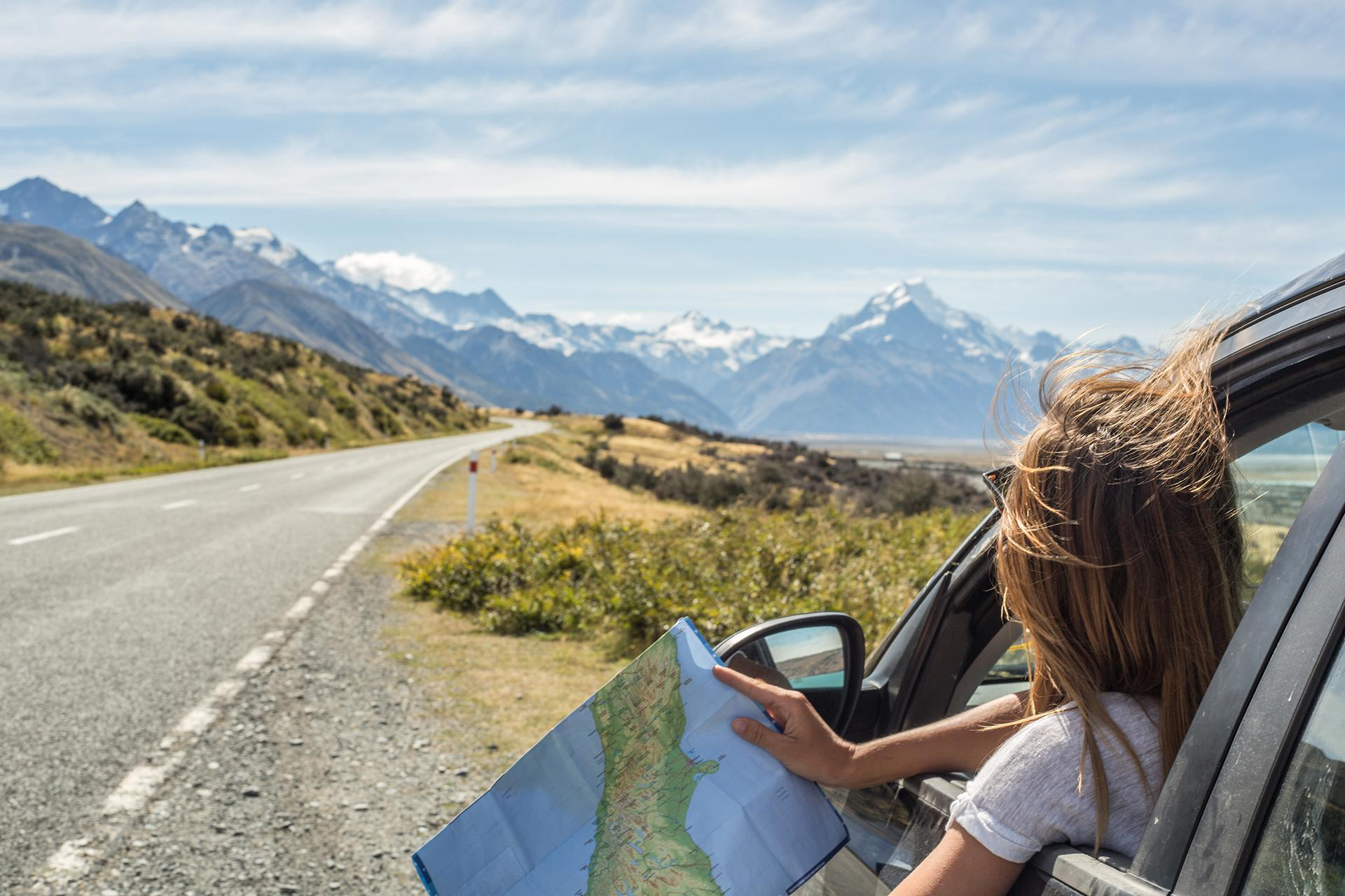 5 All-American Road Trips to Drive in Your Lifetime