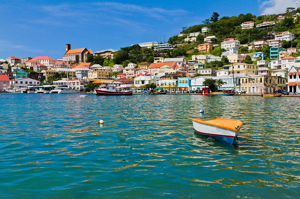 Experience St. George's Harbour with Grenada vacation packages