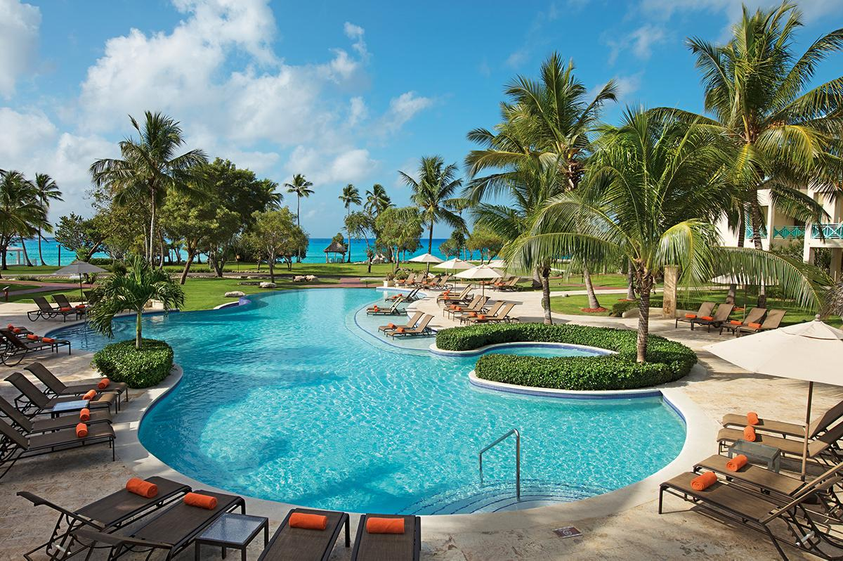 Relax poolside with Hilton's all-inclusive luxury resort stays