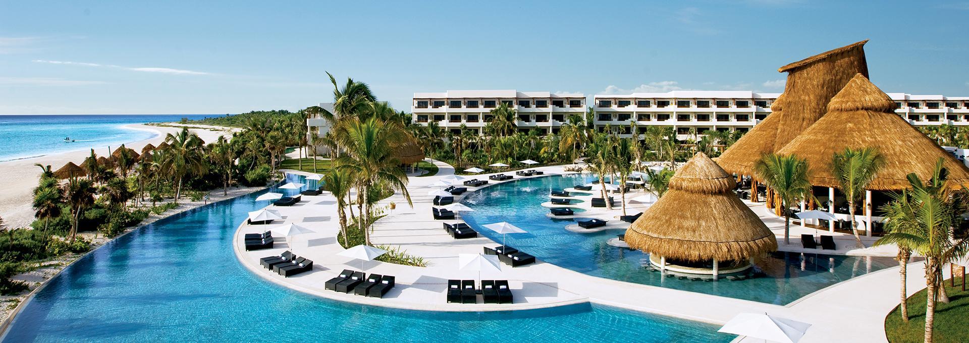 Secrets Maroma Beach Riviera Cancun resort view