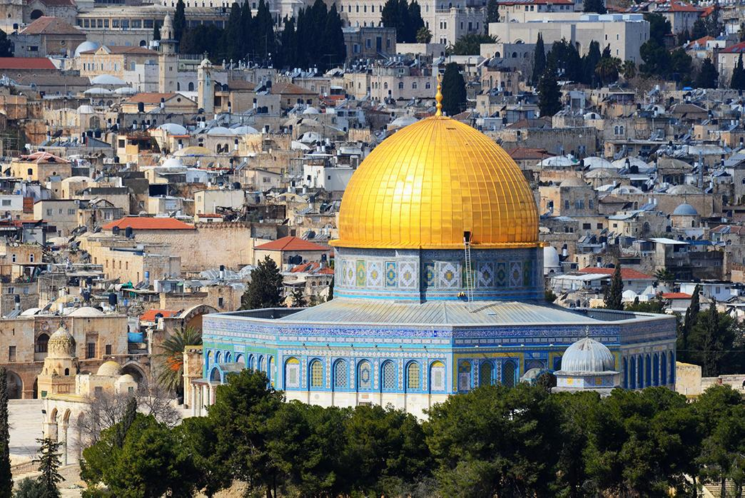 Visit Jerusalem on an Intrepid Travel Tour and see The Dome of the Rock