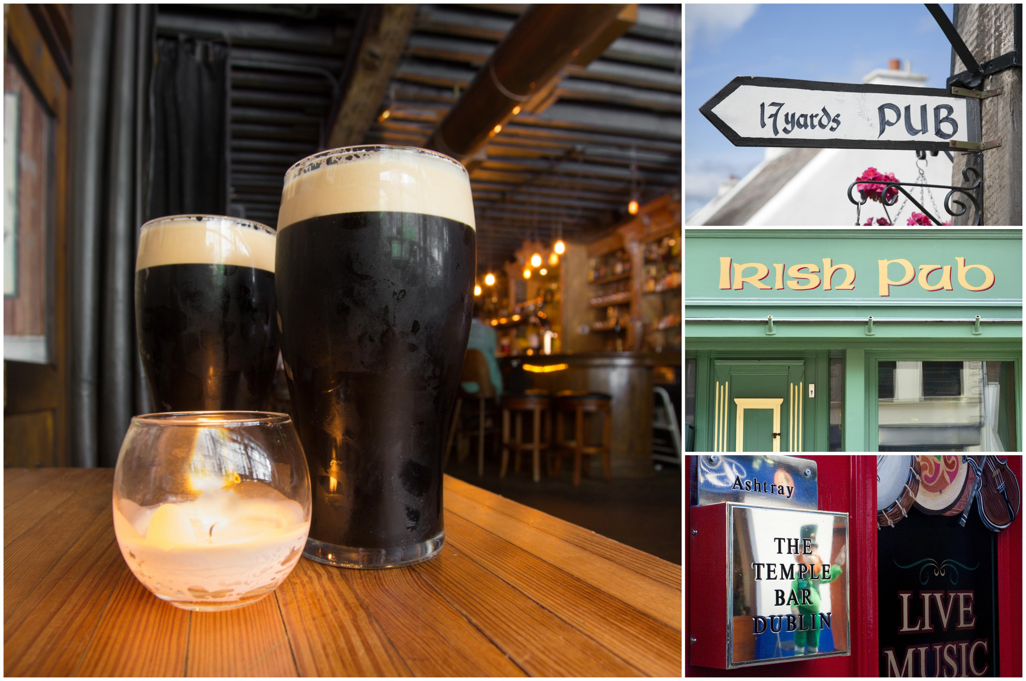 10 Tips for Drinking in Ireland's Pubs Like a Pro
