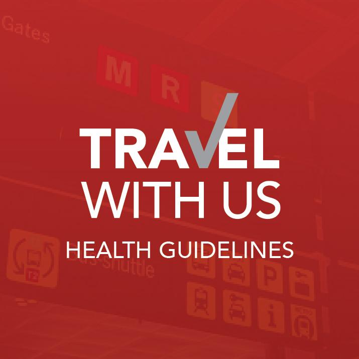 Travel with Us - Health Guidelines