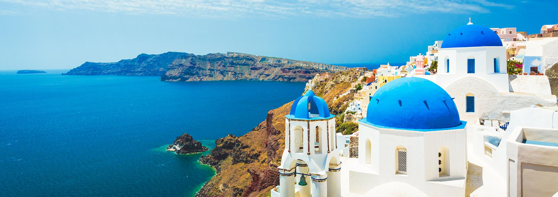 See Greece with Liberty Travel