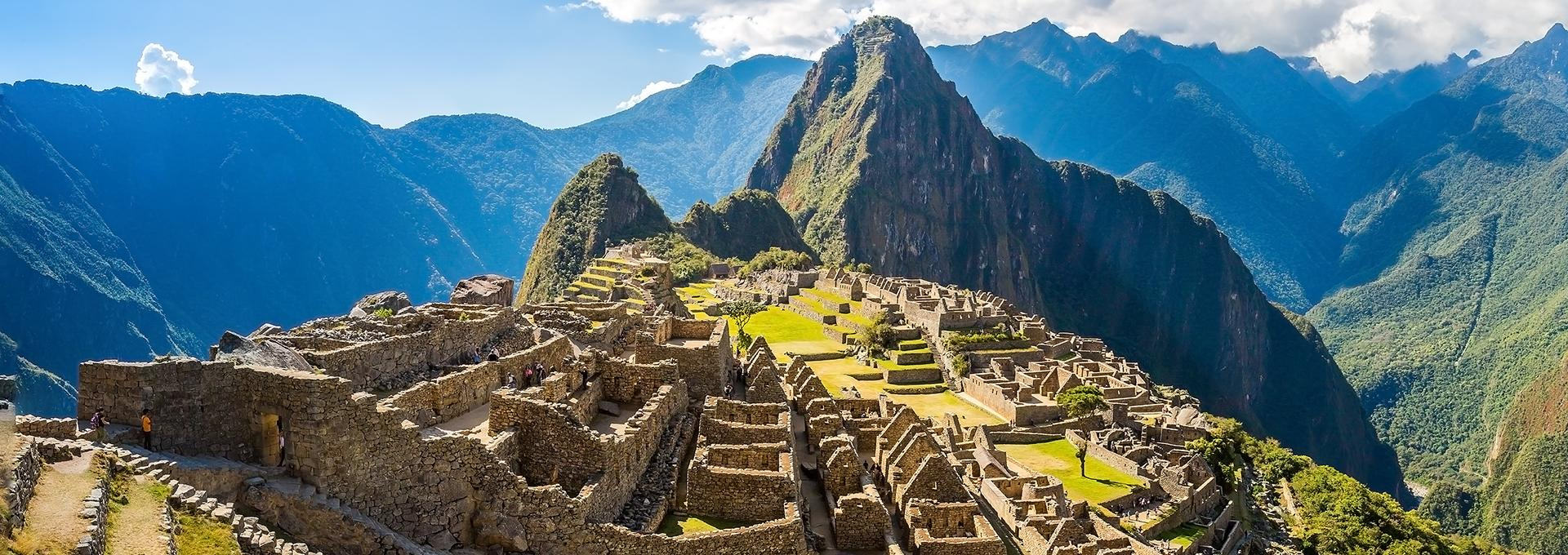 Peru vacations with airfare from Liberty Travel