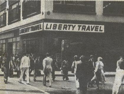 1950s Liberty Travel