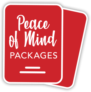 peace of mind packages