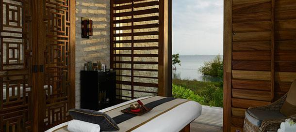 The spa at NIZUC Resort & Spa in Cancun, Mexico