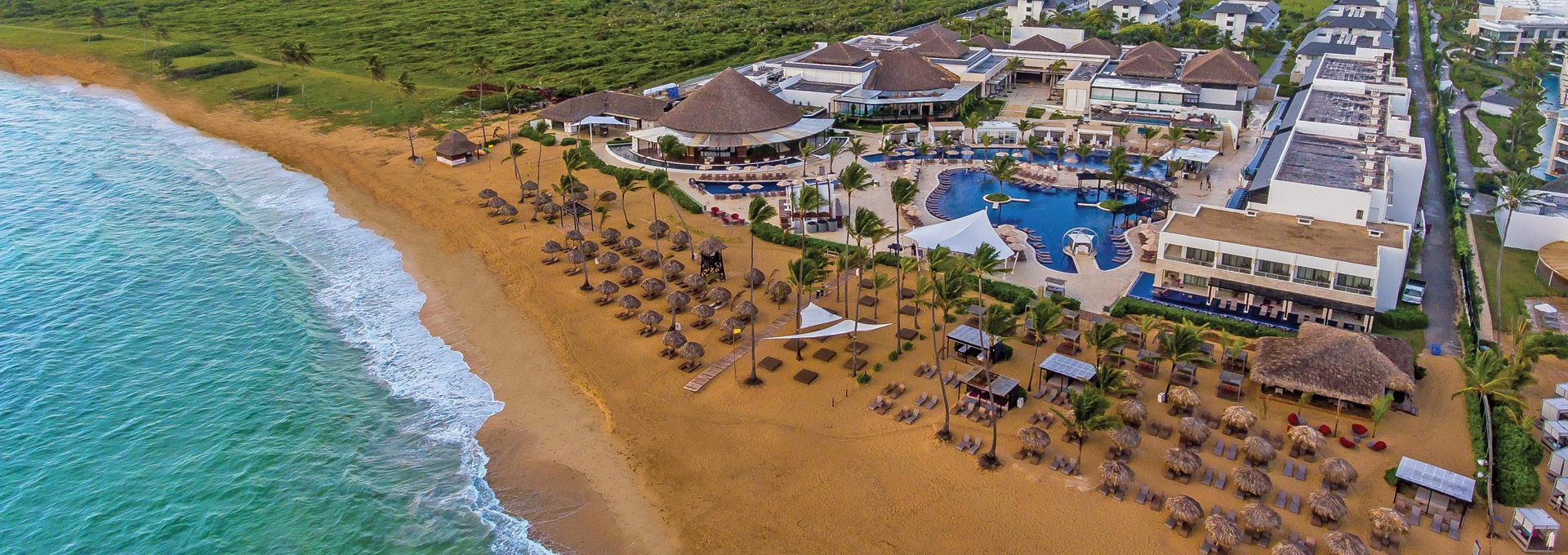 Blue Diamond Resorts aerial view
