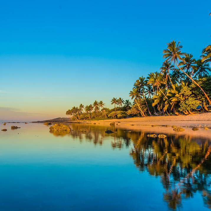 See Fiji on a Globus tour