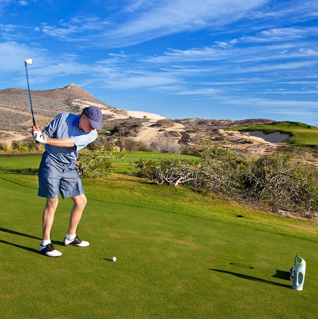 Golf in Los Cabos