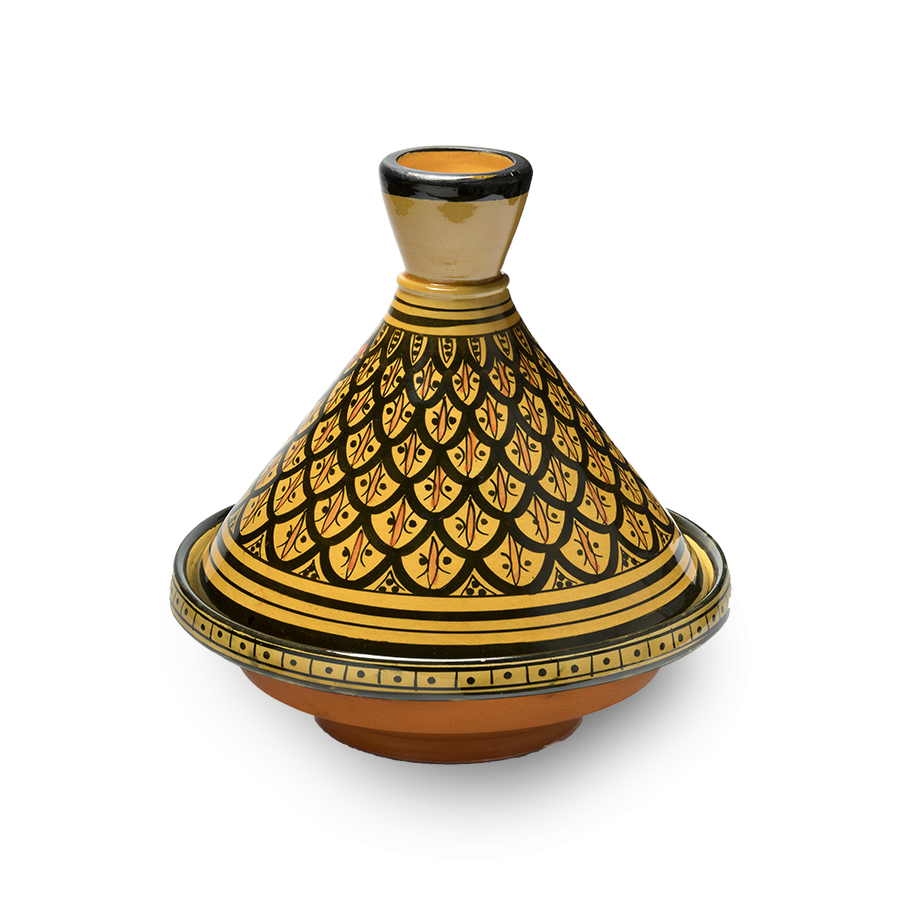 Traditional Moroccan cookware