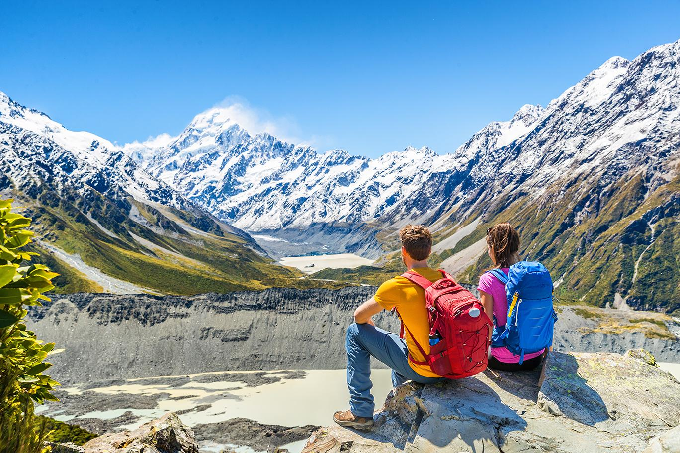 From cities and coastlines to beautiful mountain hikes, experience New Zealand tours & excursions