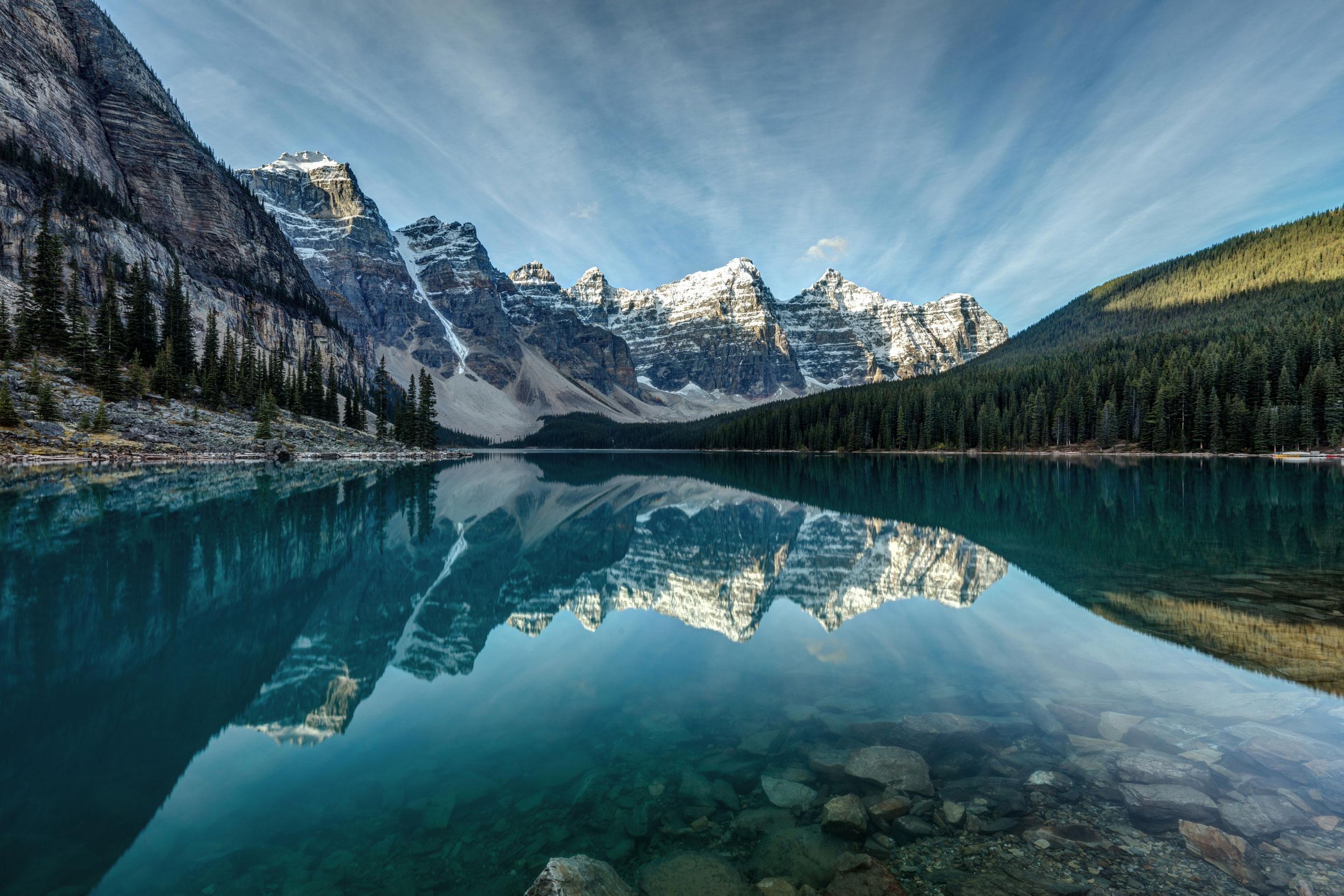 Explore the Rockies from Canada to the USA with North America vacation packages
