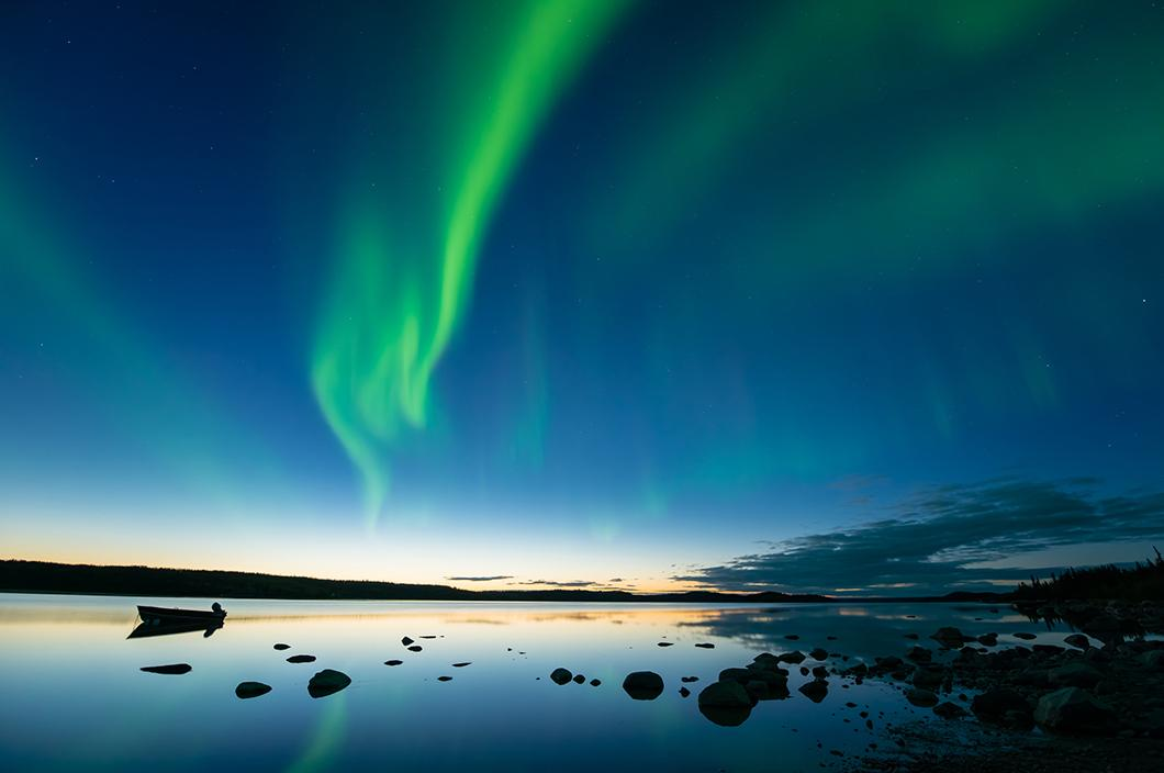 Experience the Aurora Borealis in Canada with a Northwest Territories tour