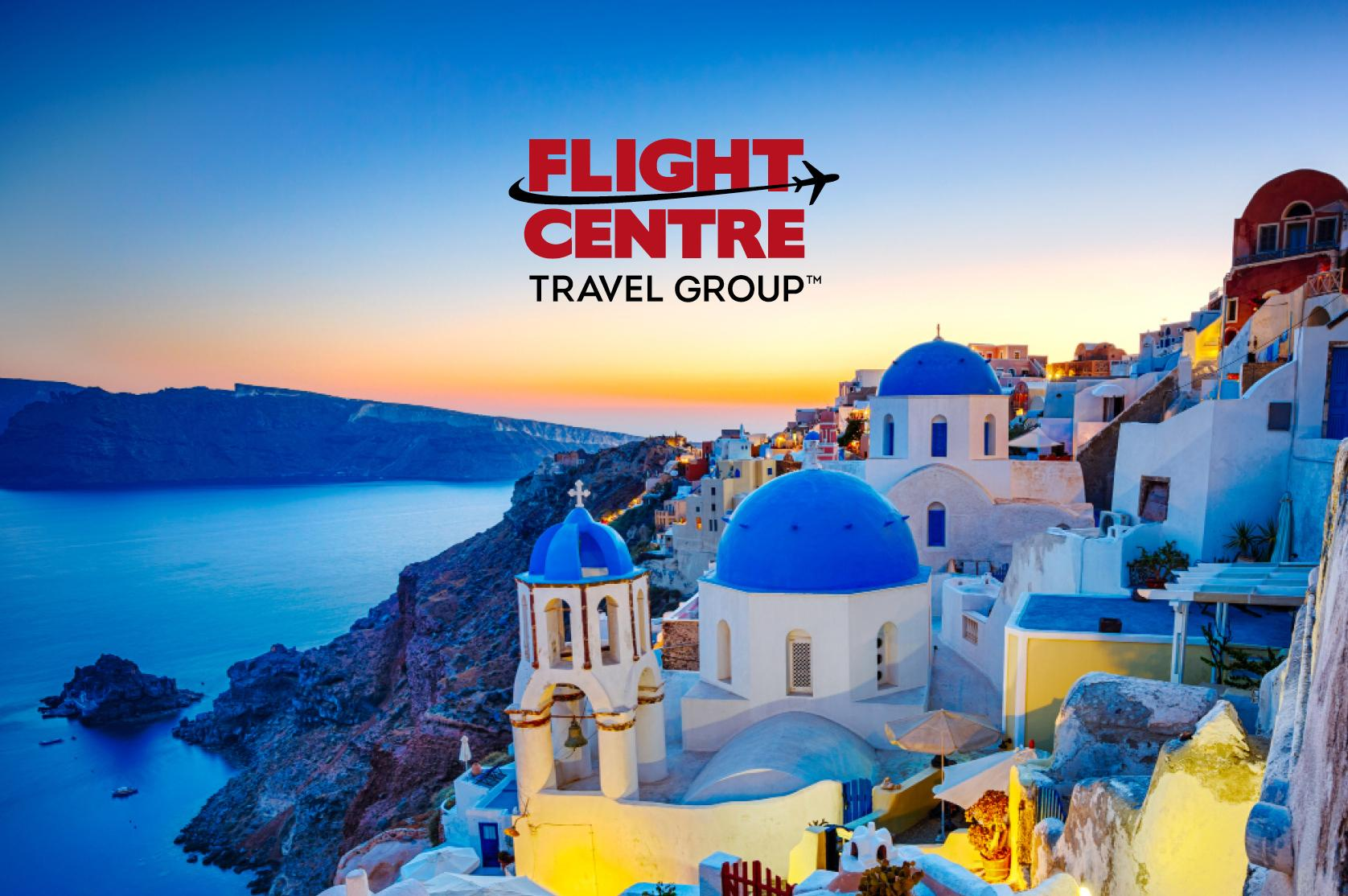 Our Flight Centre travel brands
