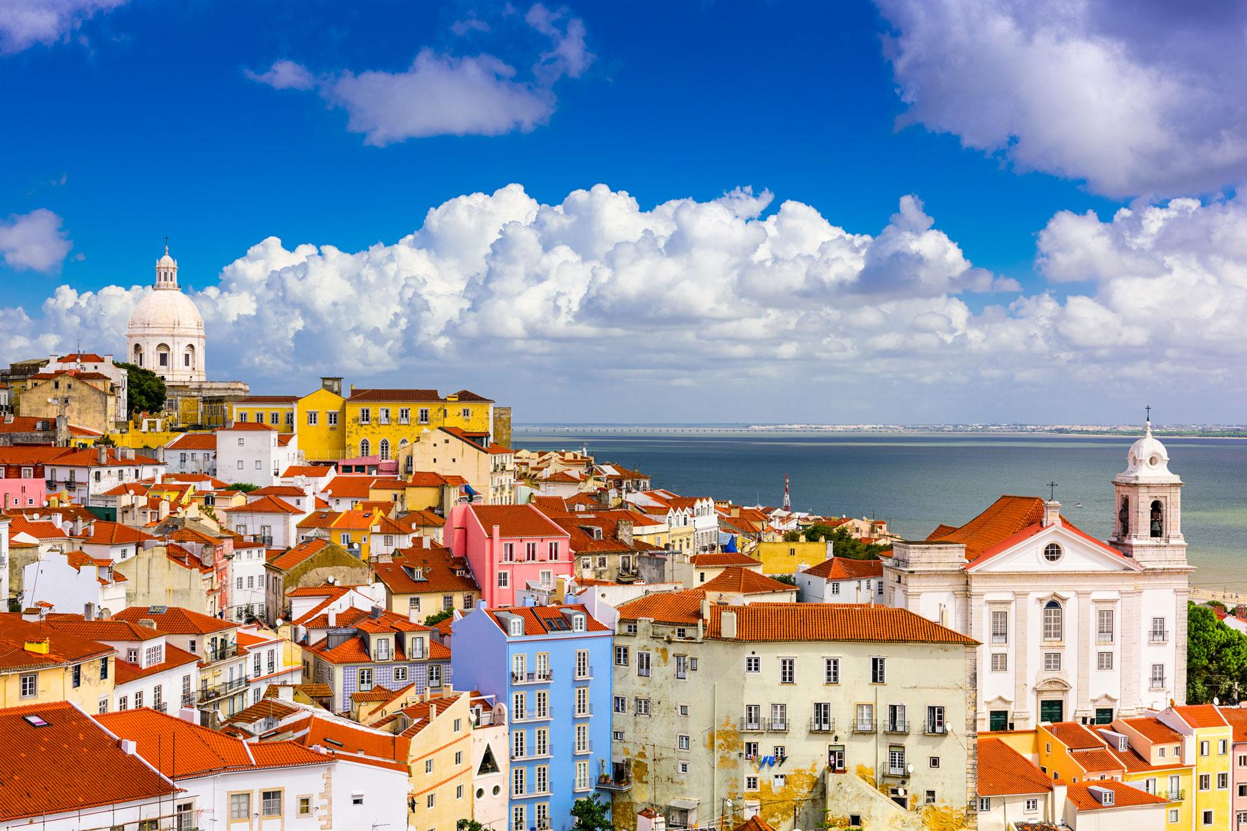Experience colorful coastal towns with Portugal vacation packages