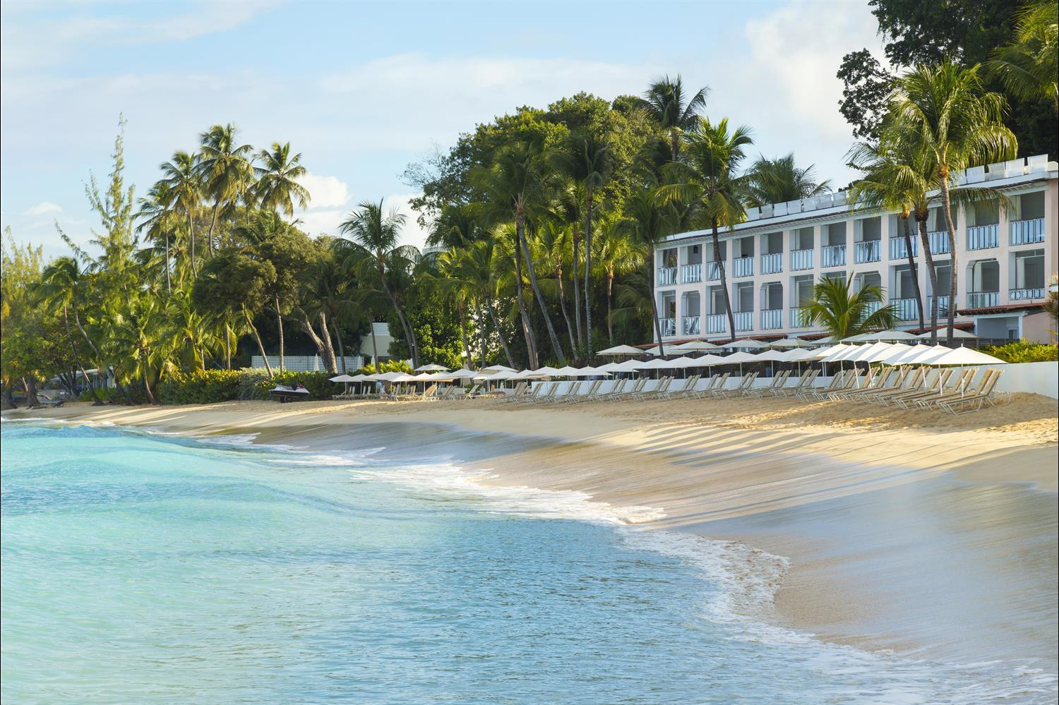 Escape to Barbados & The Fairmont Royal Pavilion