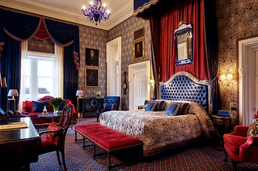 Luxury rooms at Red Carnation hotels