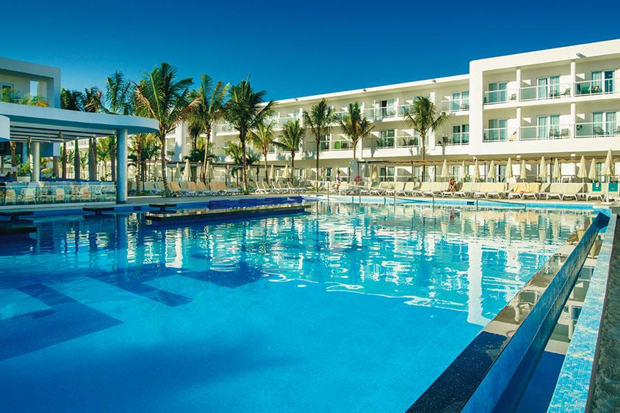 Riu Reggae Pool in Montego Bay, Jamaica